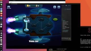 getlinkyoutube.com-Steam on Ubuntu 16.10 Unity 8 test