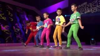Thailand Dance Now EP03 -Baby Ranger - 19ต.ค.56 Audition