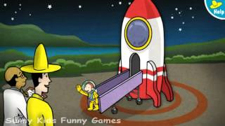 getlinkyoutube.com-Curious George Full Episode Planet Quest Movie