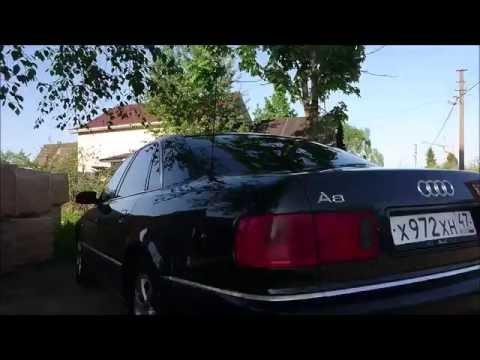 Довести до ума/Audi a8 d2/Ремонт парктроника