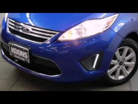 2011 Ford Fiesta Falls Church VA