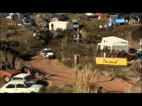 WRC 2013 Manche 5 rallye d Argentine Jour 3 FR