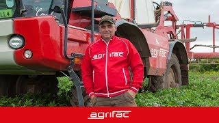 Agrifac Condor Testimonial United Kingdom 130703 Daw & Sons