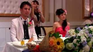 getlinkyoutube.com-結婚式余興 踊る結婚式!サプライズ余興で新郎新婦感動の涙!フラッシュモブ結婚式 ケツメイシ出会いのカケラ wedding surprise dance