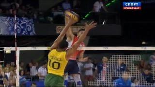 getlinkyoutube.com-World League 2014 Final (Usa - Brazil)