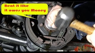 getlinkyoutube.com-How to Replace your Axle seal and Bearings DIY