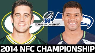 getlinkyoutube.com-Packers vs. Seahawks NFC Championship Game highlights