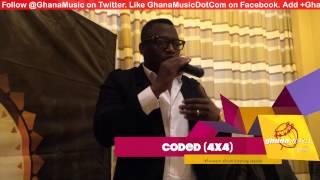 Coded (4x4) - Praying | GhanaMusic.com Video