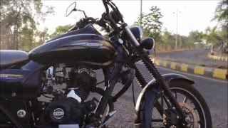 getlinkyoutube.com-Bajaj Avenger street 150 user review