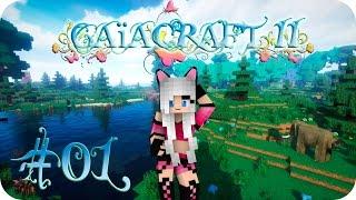 getlinkyoutube.com-Comienza la AVENTURA ÉPICA!!! - Ep 01 - Gaïacraft II - Minecraft