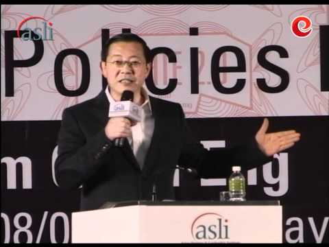 Debate 2.0 2012 Lim Guan Eng vs Chua Soi Lek (Full Version) Part 2/2