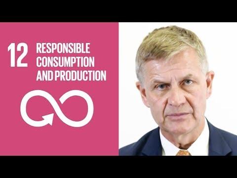 Erik Solheim on Responsible Consumption and Production