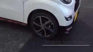getlinkyoutube.com-new DAIHATSU CAST SPORTS (ダイハツ キャスト スポーツ)