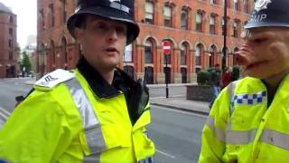 GiMP 666 arrested for allegedly impersonating Police Officer in Manchester