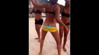 African girls sexy dance in nigeria