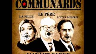 Mr R - Les Communards/l'avant garde