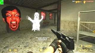 getlinkyoutube.com-Counter Strike Source Zombie Horde mod online gameplay on Livehouse map