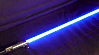 getlinkyoutube.com-LUKE SKYWALKER FORCE FX LIGHTSABER #03 UNBOXING 2015