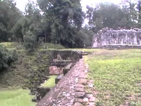 ruinas arqueologicas Quirigua, Guatemala 2012