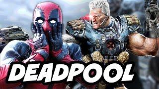 Deadpool 2 XMEN Dark Phoenix New Mutants Teaser and XForce Movie Explained