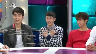 getlinkyoutube.com-The Radio Star, 2PM #04, 투피엠 20130515