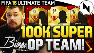 getlinkyoutube.com-OP 100K SQUAD BUILDER! - THE BEST TEAM IN FIFA 16 #03