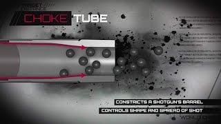 Firearm Science - Choke Tubes & Shot Patterns