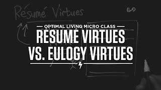 Résumé Virtues