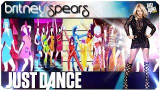 getlinkyoutube.com-Just Dance | Britney Spears | JD1 - JD2017 | History in Just Dance