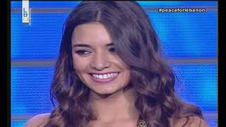 getlinkyoutube.com-Miss Lebanon Emigrants  2014 - Report 1