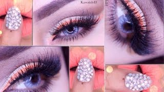 getlinkyoutube.com-Tutorial de Maquillaje: Sweet Coral -Juancarlos960