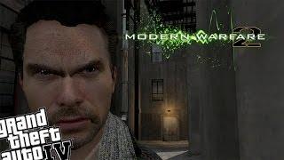 getlinkyoutube.com-GTA 4 LCPDFR Call of Duty Modern Warfare 2 Makarov Mod Police Patrol - Call of Duty is Boring Now!