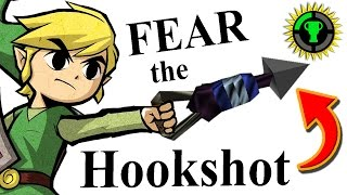 getlinkyoutube.com-Game Theory: BEWARE Link's Hookshot in Legend of Zelda!