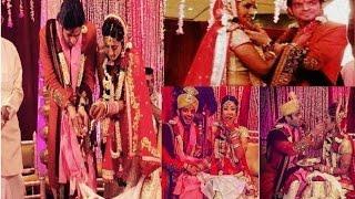 getlinkyoutube.com-Full coverage of  Karan Patel and Ankita Bhargava's wedding