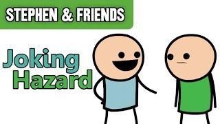 Joking Hazard - Stephen & Friends