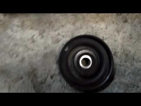 Ролик натяжителя ремня кондиционера Hyundai Getz 1.3