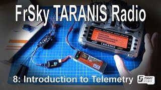 getlinkyoutube.com-(8/12) FrSky TARANIS Radio – Introduction to Telemetry and alarms