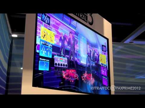 Dance Central 3 &quot;Mr. Saxobeat&quot; (Hard) Off-Screen Gameplay Preview at PAX Prime 2012