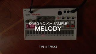 getlinkyoutube.com-Korg Volca Sample Tips & Tricks - Melody