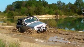 getlinkyoutube.com-Jeep Wrangler and FJ Cruiser Trail Teams