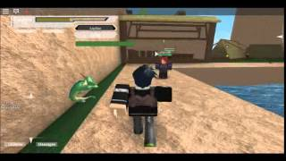 getlinkyoutube.com-ROBLOX SAO KILLING THE BOSS FLOOR 3 (part1)