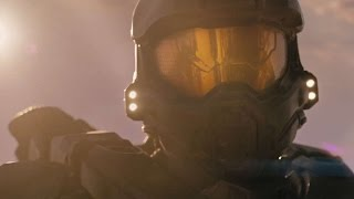 getlinkyoutube.com-Halo 5 Guardianes: Trailer Subtitulado | Jefe Maestro vs Spartan Locke, Fecha de salida
