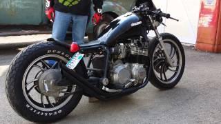 getlinkyoutube.com-81 Yamaha XJ650 Bobber