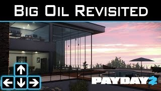getlinkyoutube.com-Payday 2 - Big Oil Revisited - Day 1 Made Easy - Picking the Correct Engine