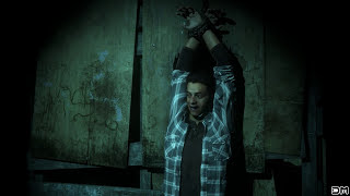 Until Dawn Chris Shoot Himself Instead Of Ashley PS4 60FPS 1080p