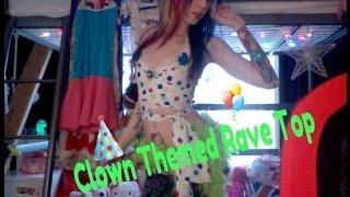 getlinkyoutube.com-D.I.Y Cute Rave Top