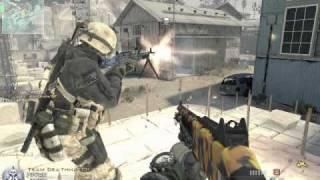 getlinkyoutube.com-Call of Duty: Modern Warfare 2 Zombie Infection Mod (gameplay/Quarry)