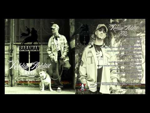 08 Babaman - Jah Jah Love ( Riddim Addict 2011 )