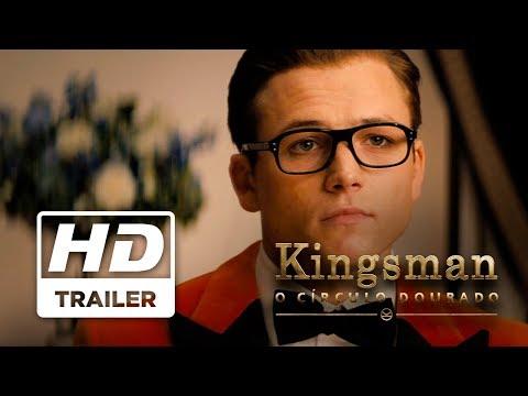 Kingsman: O Círculo Dourado - Porradaria e Sinatra aos montes!