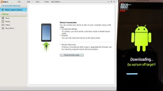 getlinkyoutube.com-How to Unbrick or Restore your Samsung Firmware with Kies, Universal Method works on all devices